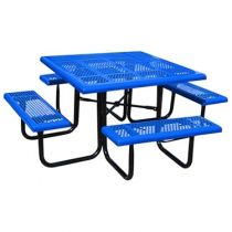 Comfort™ Series Square Picnic Tables