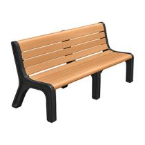 Parkshore Contemporary Bench