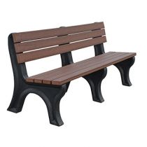 Victory Bench – Wood Grain Naturals
