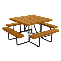 Providence Square Picnic Tables