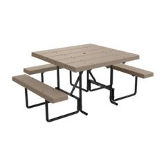 Providence Square Wheelchair Accessible Picnic Table