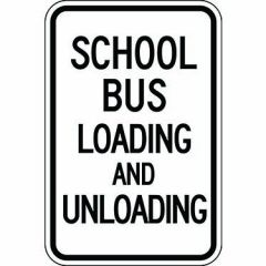 School Bus Loading And Unloading
