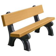 Providence Benches with Recycled Frame